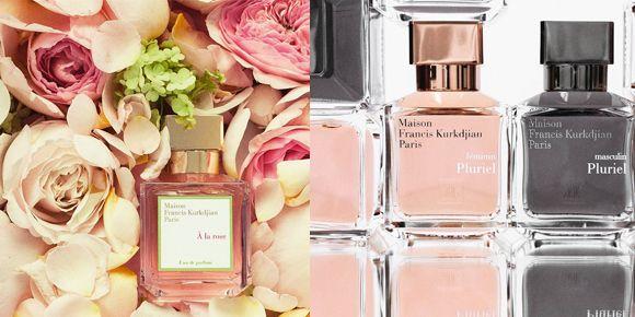 香水迷注意!法國頂級香氛Maison Francis Kurkdjian進駐微風信義