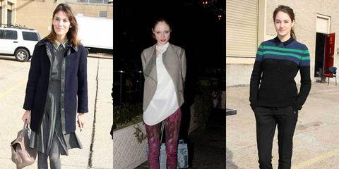 Clothing, Footwear, Leg, Sleeve, Textile, Collar, Outerwear, Coat, Style, Street fashion,