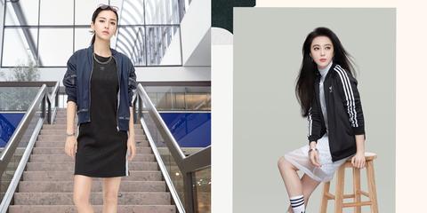 Clothing, Footwear, Leg, Stairs, Sleeve, Human leg, Shoulder, Collar, Textile, Photograph,