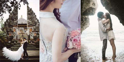 Clothing, Petal, Shoulder, Bridal clothing, Dress, Photograph, Formal wear, Wedding dress, Strapless dress, Beauty,