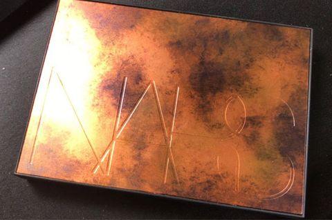 Orange, Copper, Metal, Modern art, Art, Rectangle, Space,