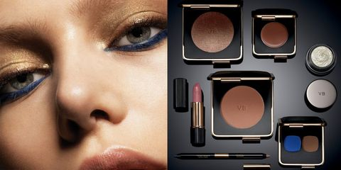 Face, Eye shadow, Eyebrow, Eye, Skin, Cheek, Beauty, Organ, Product, Purple,