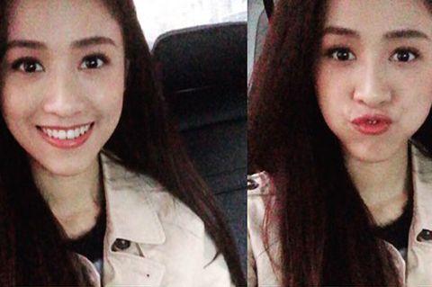 Hair, Lip, Hairstyle, Skin, Eye, Chin, Forehead, Eyebrow, Collar, Facial expression,
