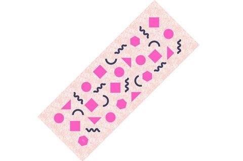 Pink, Magenta, Pattern, Purple, Violet, Rectangle, Beige, Lavender, Paper product,