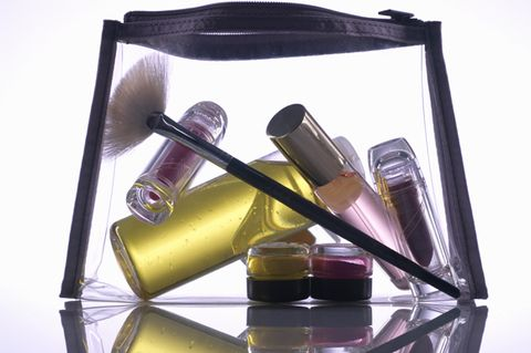 Yellow, Lipstick, Purple, Perfume, Cosmetics, Violet, Lavender, Musical instrument accessory, Material property, Cylinder,