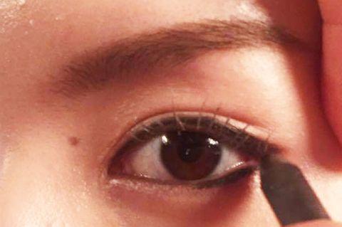 Brown, Skin, Eyelash, Eyebrow, Iris, Beauty, Amber, Organ, Photography, Close-up,
