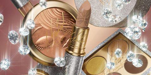 Brass, Metal, Kitchen utensil, Bronze, Natural material, Silver, Cosmetics,