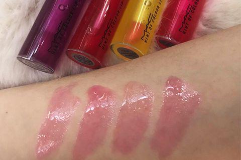 Pink, Skin, Lip, Magenta, Nail, Gloss, Lip gloss, Water, Tints and shades, Cosmetics,