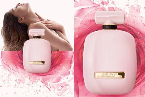 Liquid, Product, Fluid, Perfume, Pink, Bottle, Beauty, Peach, Magenta, Purple,
