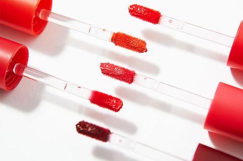 Red, Material property, Cosmetics, Nail, Nail polish,