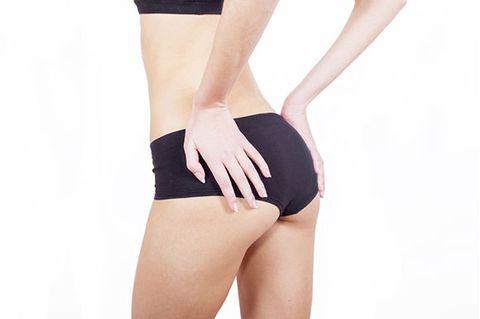 Shoulder, Joint, Waist, Thigh, Knee, Black, Undergarment, Hip, Briefs, Trunk,