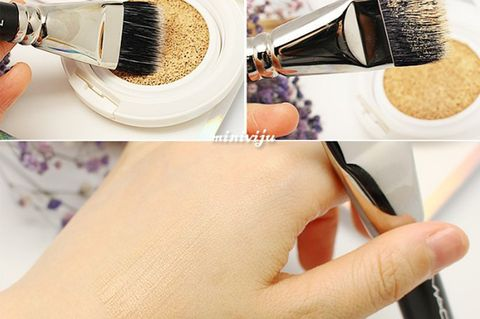 Finger, Brown, Nail, Purple, Lavender, Violet, Thumb, Brush, Cosmetics, Nail polish,