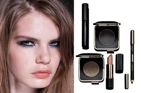 Lip, Cheek, Brown, Eyebrow, Eyelash, Style, Beauty, Eye shadow, Iris, Organ,