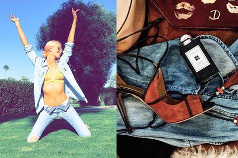 Bag, Waist, Abdomen, Shoulder bag, Pocket, Leather, Painting, Active pants, Undergarment, Everyday carry,