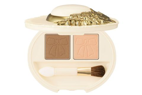 Brown, Brush, Beige, Tan, Peach, Natural material, Makeup brushes, Face powder, Silver, Cosmetics,