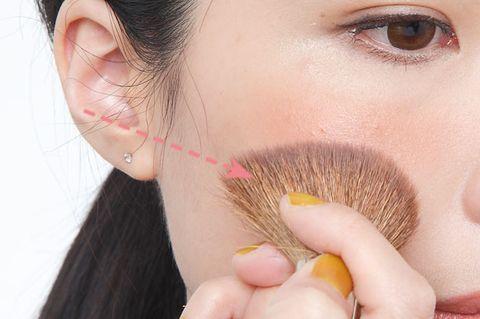 Human, Lip, Finger, Cheek, Brown, Skin, Hairstyle, Forehead, Eyebrow, Eyelash,