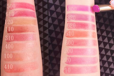 Pink, Peach, Magenta, Tints and shades, Synthetic rubber, Macaroon, Sweetness,