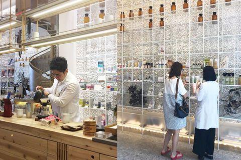 Drawer, Cabinetry, Countertop, Bag, Customer, Retail, Shopkeeper, Selling, Trade, Shelf,