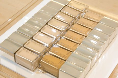 Rectangle, Material property, Tile, Beige, Box,