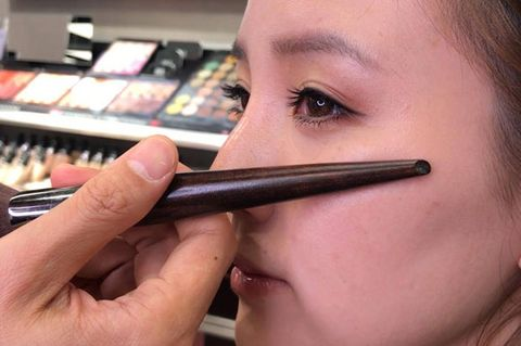 Eyebrow, Face, Nose, Skin, Eye, Cheek, Lip, Eyelash, Beauty, Forehead,