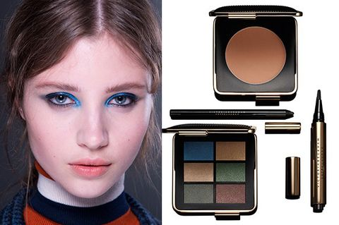 Brown, Eye, Eyebrow, Eyelash, Eye shadow, Iris, Organ, Beauty, Cosmetics, Purple,