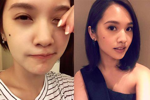 Ear, Lip, Cheek, Hairstyle, Skin, Chin, Eyelash, Forehead, Eyebrow, Style,