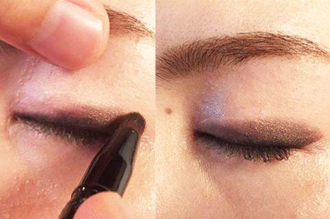 Lip, Brown, Skin, Eyebrow, Eyelash, Organ, Beauty, Close-up, Tints and shades, Photography,