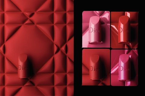 Red, Carmine, Lipstick, Colorfulness, Peach, Still life photography, Cosmetics, Salt and pepper shakers, Still life,