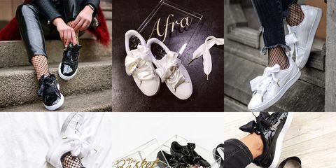 Footwear, Product, Microphone, Audio equipment, Style, Font, Fashion, Brand, Fashion design, Walking shoe,