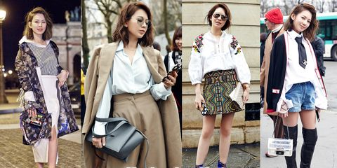 Clothing, Street fashion, Fashion, Footwear, Snapshot, Outerwear, Shorts, Knee, Shoe, Jacket,