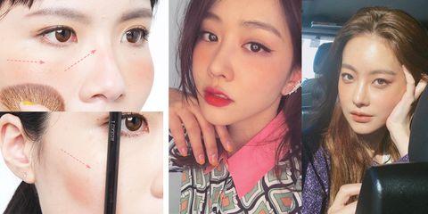 Nose, Lip, Cheek, Eye, Brown, Skin, Eyelash, Chin, Forehead, Eyebrow,