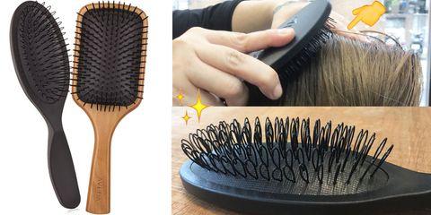 Black, Nail, Brush, Hair accessory, Personal care, Cosmetics, Kitchen utensil,