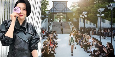 Street fashion, Fashion, Black hair, Luggage and bags, Bag, Runway, Fashion design, Fashion model, Leather, Top,
