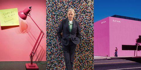 Coat, Trousers, Outerwear, Suit, Pink, Style, Formal wear, Magenta, Purple, Blazer,