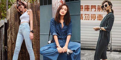 Clothing, Leg, Trousers, Denim, Shoulder, Textile, Outerwear, Fashion accessory, Style, T-shirt,