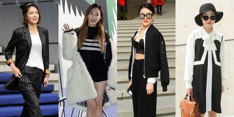 Eyewear, Outerwear, Hat, Style, Formal wear, Fashion accessory, Sunglasses, Dress, Fashion, Street fashion,