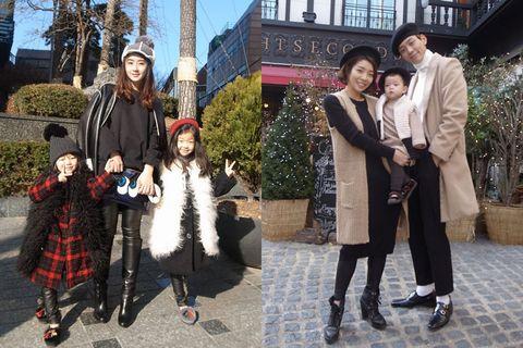 Footwear, Winter, Trousers, Textile, Coat, Outerwear, Style, Leisure, Street fashion, Fashion,