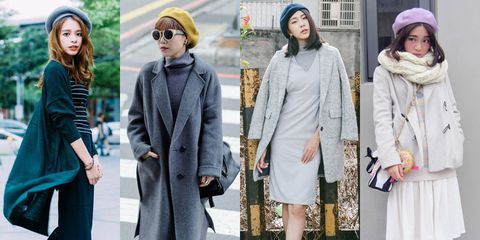 Clothing, Footwear, Sleeve, Textile, Outerwear, Coat, Winter, Street fashion, Style, Collar,