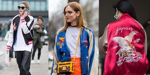 Sleeve, Textile, Outerwear, Pattern, Style, Street fashion, Uniform, Fashion, Sunglasses, Bag,