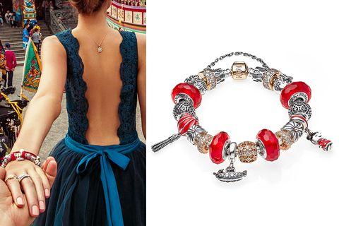 Fashion accessory, Body jewelry, Wrist, Jewellery, Fashion, Natural material, Bracelet, Back, Jewelry making, Fashion design,