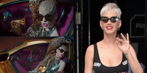 Eyewear, Pink, Sunglasses, Fashion, Glasses, Cool, Magenta, Model, Black hair, Vision care,