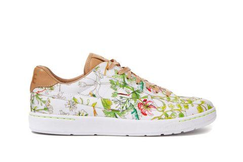 Footwear, Shoe, Product, Brown, White, Sneakers, Tan, Pattern, Grey, Teal,