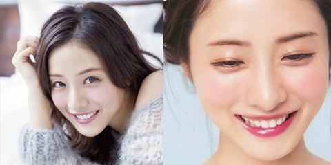 女神石原聰美33歲依然擁有20歲般的可愛容貌!親自分享10大變美的習慣