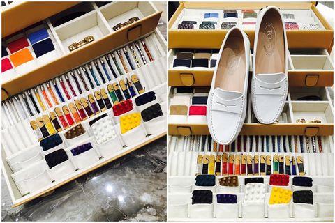 Yellow, Shelving, Shelf, Collection, Tan, Beige, Bookcase, Paint, Shoe store, Publication,