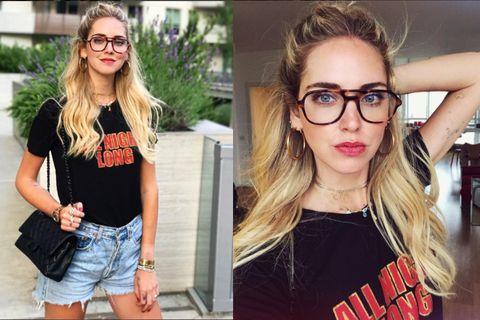 Eyewear, Hair, Glasses, Sunglasses, Cool, Lip, Beauty, Hairstyle, Street fashion, Blond,
