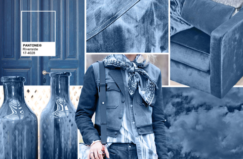 Clothing, Blue, Collar, Sleeve, Jacket, Denim, Textile, Outerwear, Street fashion, Fashion,