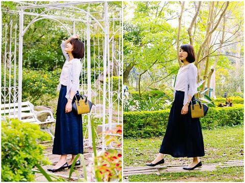 Plant, Textile, Bag, Photograph, Fashion accessory, Style, Dress, Street fashion, Luggage and bags, Fashion,