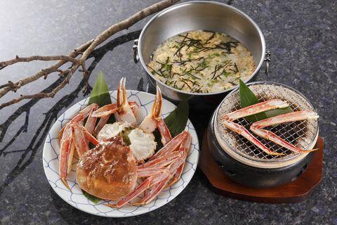 Arthropod, Ingredient, Food, Seafood, Decapoda, Crab meat, Houseplant, Shellfish, Crustacean, Flowerpot,