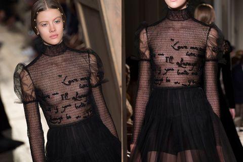 Sleeve, Shoulder, Joint, Waist, Pattern, Fashion, Neck, Trunk, Fashion design, Back,