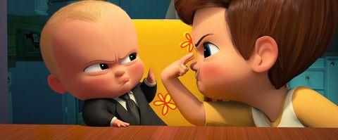 Animated cartoon, Cartoon, Cheek, Child, Skin, Nose, Yellow, Animation, Fun, Illustration,